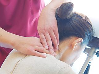 肩こり・首こりの治療